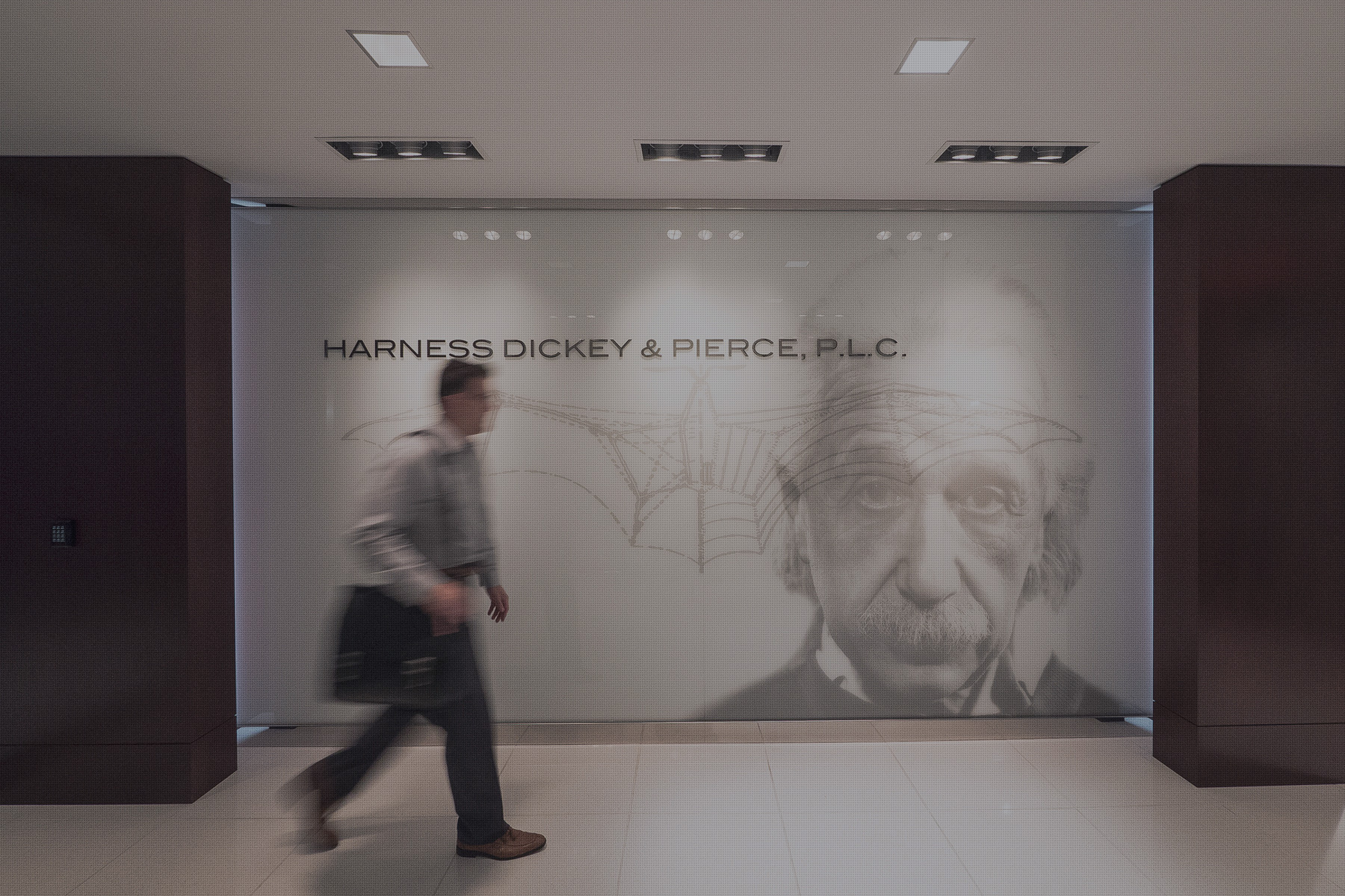 Harness Dickey Office