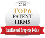 2014 Top 6 Patent Firms