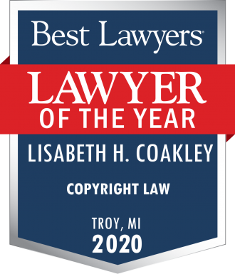 Beth Coakley Best Lawyers Lawyer of the Year Copyright Law Detroit Michigan