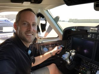 Detroit Patent Attorney and Pilot Jeff Snyder