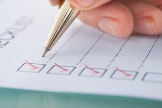 Intellectual Property Checklist