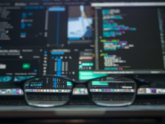 Image of Computer Display Monitors