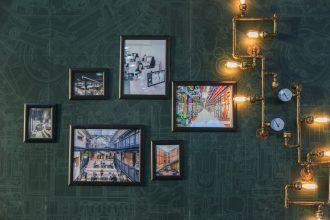 Image of Art and Light Bulbs | Prior Art | Harness Dickey