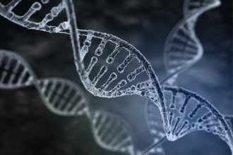 Image of DNA and CRISPR Technology