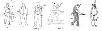 Image of patent drawings of people