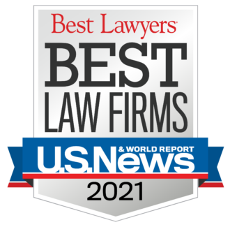 Best Law Firms Badge Best IP Law Firm