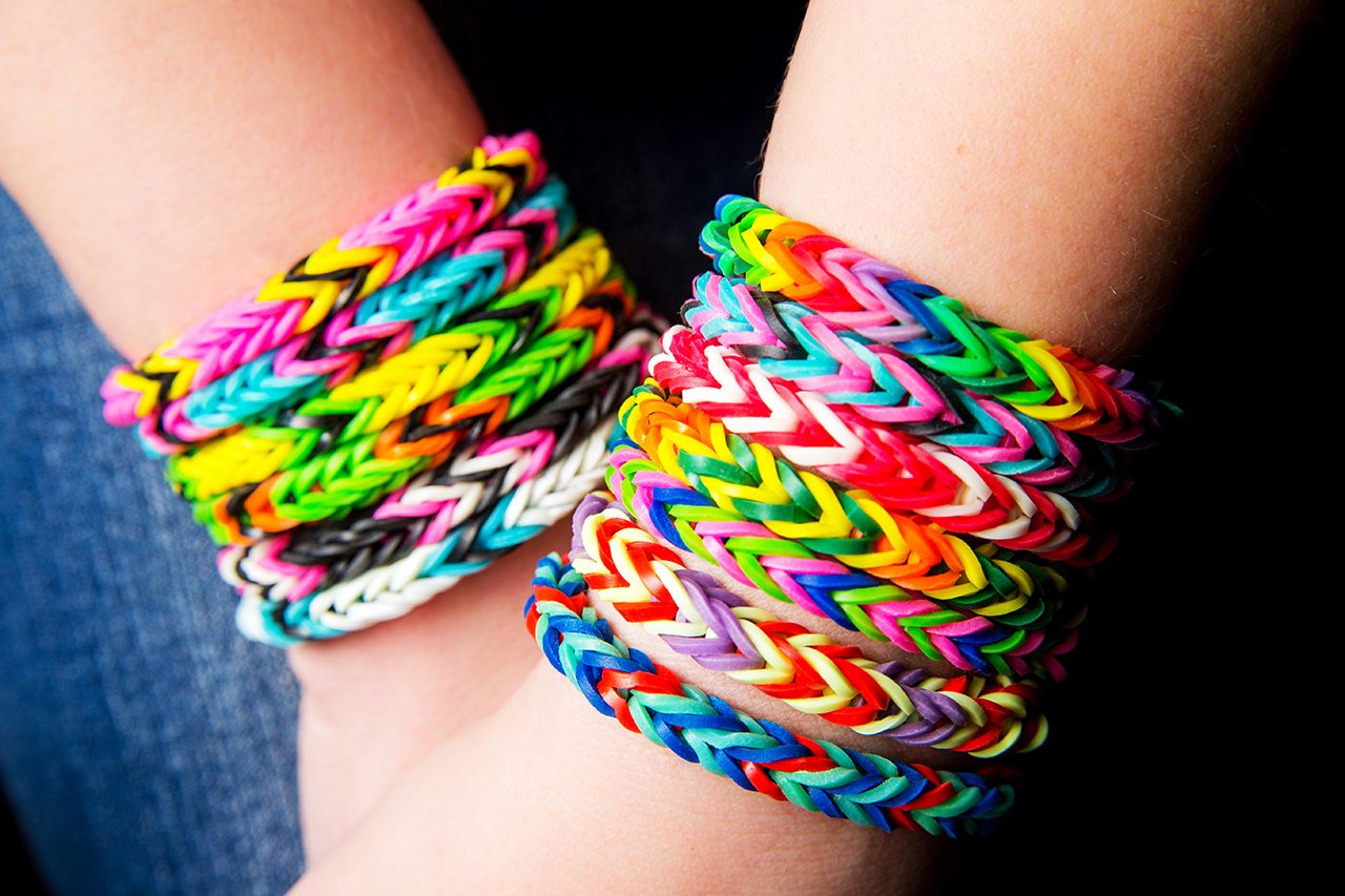 Colorful Bracelets Protected by a Trademark