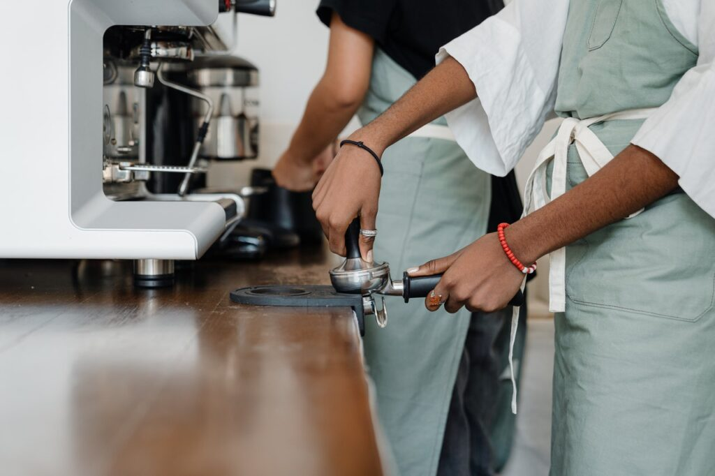 Restaurant Baristas Wearing Uniforms Protectable by Trademarks