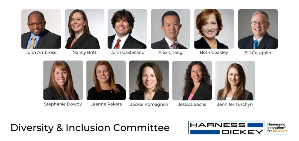 IP Law Firm Diversity and Inclusion Committee