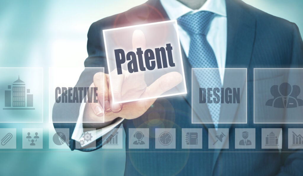 Business Person Applying for a Design Patent